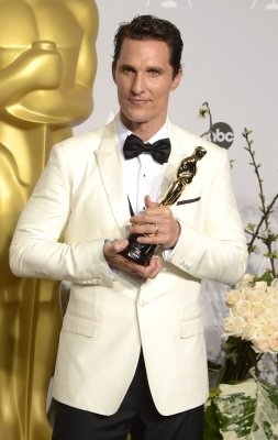 Matthew McConaughey won't be in 'Magic Mike XXL'