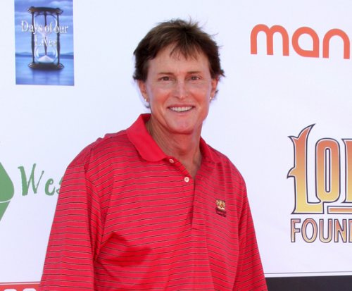 Bruce Jenner steps out with fuller-looking lips