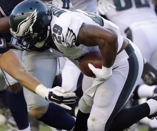 Philadelphia Eagles RB DeMarco Murray inactive vs. New York Jets