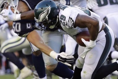 Philadelphia Eagles RB DeMarco Murray inactive vs. New York Jets