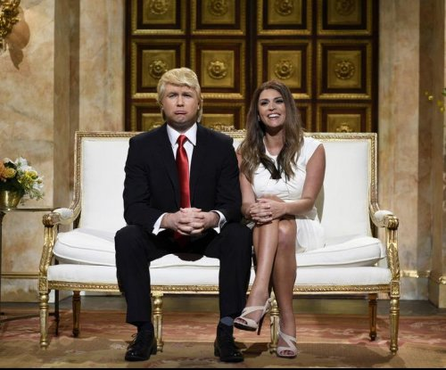 Watch 'Saturday Night Live' send up Donald Trump
