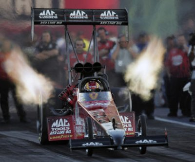 Kalitta leads qualifying for Summit Nationals