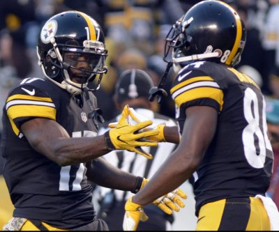 Pittsburgh Steelers WR Antonio Brown fined again for celebrating