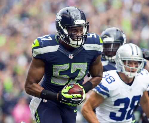 Seattle Seahawks retain linebacker Mike Morgan