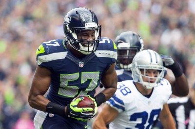 Seattle Seahawks retain linebacker Mike Morgan