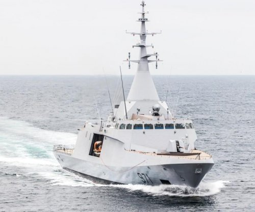 Egypt receives new French Corvette