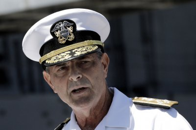 Admiral picked to lead Navy retires over inappropriate relationship