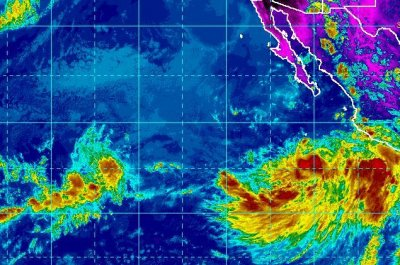 Eastern Pacific Ocean gives birth to Tropical Storm Ivo