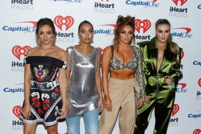 Perrie Edwards says new Little Mix album is on hold