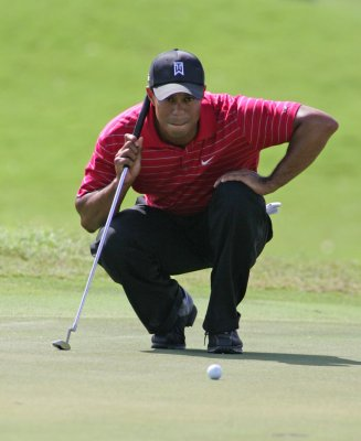 Woods birdies 72nd for Palmer victory