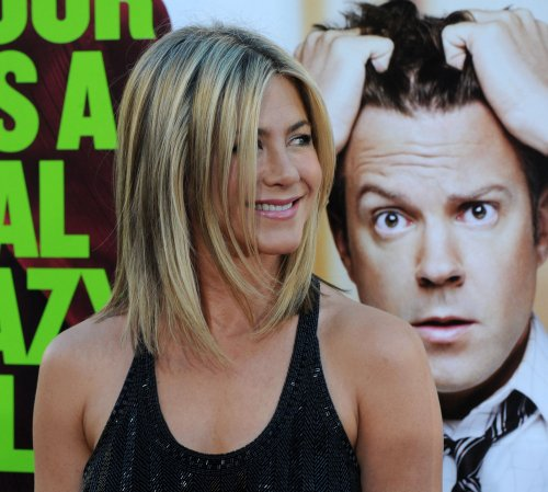 Aniston gung-ho about 'Horrible' role