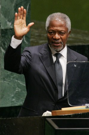 Annan sets Kenyan election talks deadlines