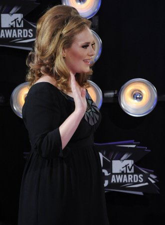Adele holds No. 1 on Billboard Top 100
