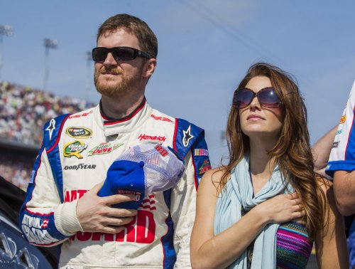 Dale Earnhardt Jr. likes his chances at the Daytona 500 and Talladega