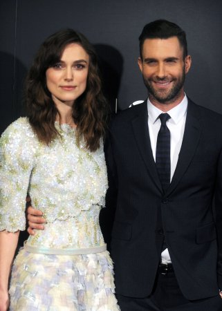 Adam Levine says he could relate to the artist on the brink of stardom in 'Begin Again'