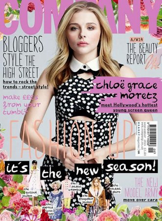 Chloe Grace Moretz calls beau Brooklyn Beckham a 'risk taker'