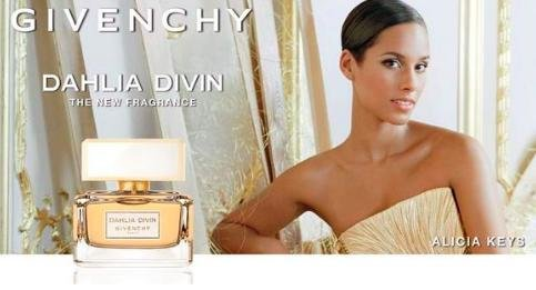 Alicia Keys talks new Givenchy perfume 'Dahlia Divin'