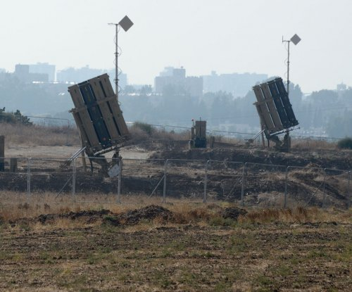 Rockets reportedly fired from Gaza into Israel