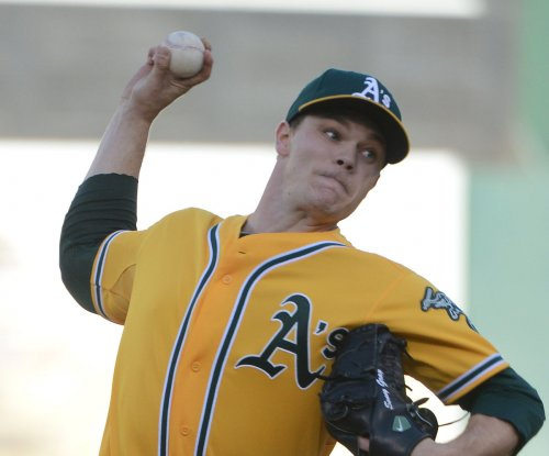 Oakland Athletics place Sonny Gray on DL with strained right forearm