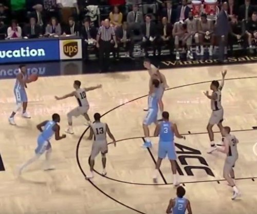 UNC Tar Heels survive scare from Wake Forest Demon Deacons