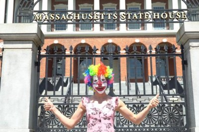 Clown candidate running for Boston City Council