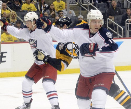 Columbus Blue Jackets, Josh Anderson agree to deal