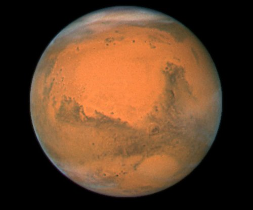 Experiment on Earth suggests microbes could survive on Mars