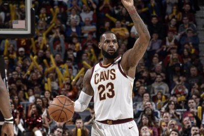 LeBron James' triple-double leads Cleveland Cavaliers past Washington Wizards