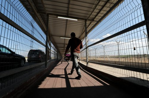 Israel closes lone pedestrian crossing with Gaza after protests