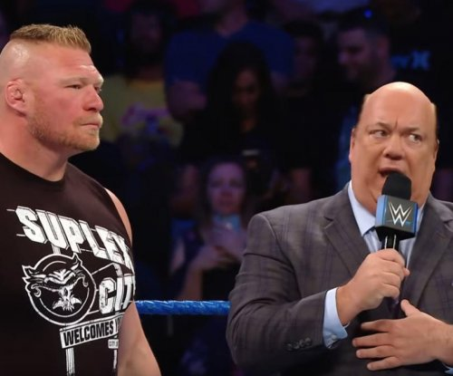 WWE Smackdown: Brock Lesnar challenges Kofi Kingston
