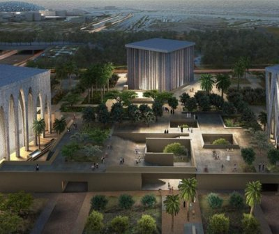 Church, synagogue, mosque planned together for Arabian Peninsula