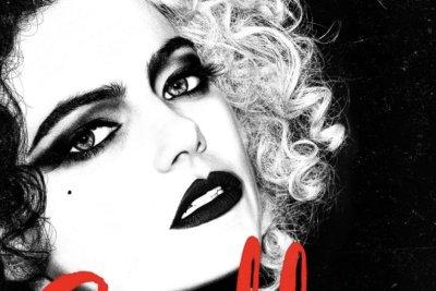 Emma Stone is Cruella de Vil in poster for Disney film