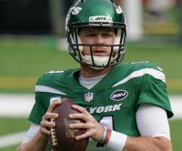 'Unwanted' QB Sam Darnold stung by trade, vies to improve with Panthers