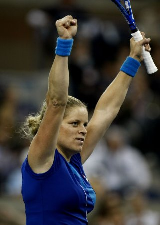 Another Williams for Clijsters in semis