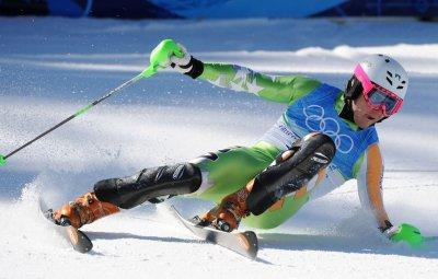 Ligety wins third Alpine worlds gold