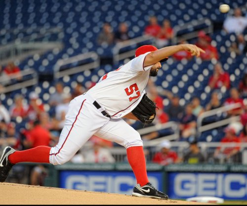 Tanner Roark strikes out 15 as Washington Nationals blank Minnesota Twins