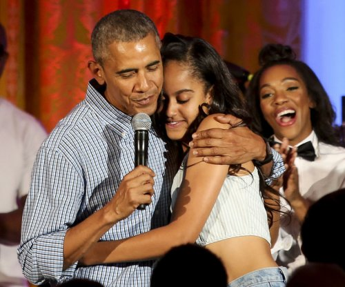 President Obama serenades daughter Malia for her 18th birthday