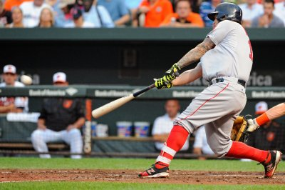 Mike Napoli's blast gives Cleveland Indians victory over Minnesota Twins