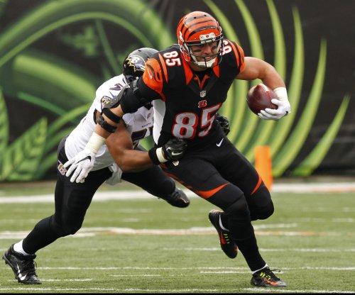 Cincinnati Bengals TE Tyler Eifert, CB Dre Kirkpatrick doubtful vs. Miami Dolphins