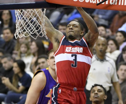 John Wall leads Washington Wizards to 16th straight home win
