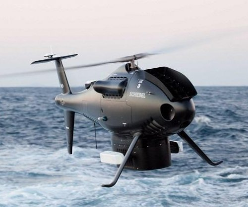 Schiebel taps Leonardo for radar system for unmanned helicopter