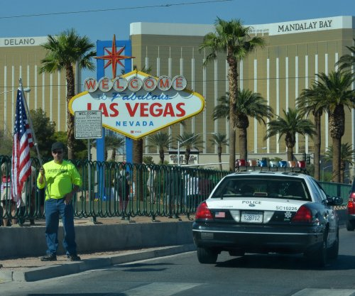 Vegas shooter fired upon airport fuel tanks 'with intent'