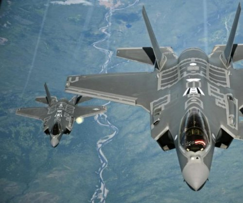 Lockheed Martin meets F-35 production target