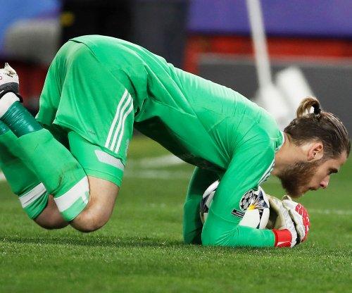 Manchester United keeper saves draw vs. Sevilla