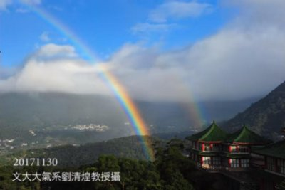 Taiwan's 8-hour rainbow declared world's longest-lasting by Guinness