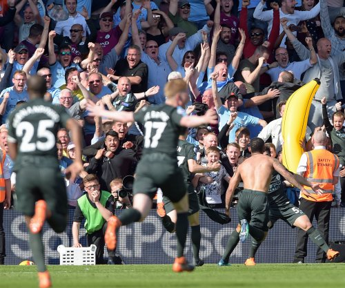 Manchester City's Jesus breaks Southampton hearts with stoppage time winner