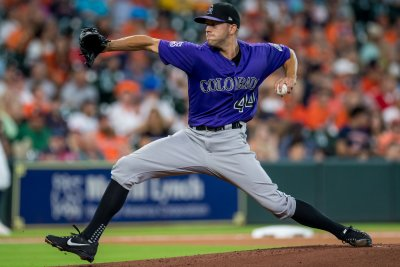 Rockies, Dodgers continue battle in NL West