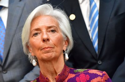 Christine Lagarde resigns from International Monetary Fund