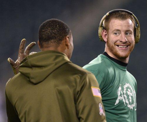 Eagles QB Carson Wentz falls 93 spots on NFL Top 100