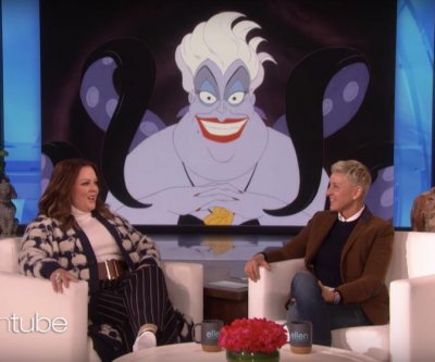 Melissa McCarthy says 'Little Mermaid' rehearsals are 'absolute blast'